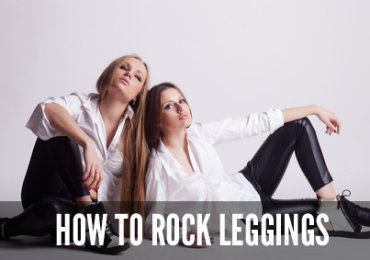 7 Tips on How to Rock Leggings