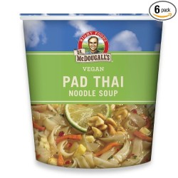 Dr. McDougall's Right Foods Vegan Pad Thai Noodle Soup