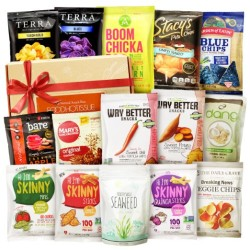 Vegan Snacks Healthy Gift Box Assortment
