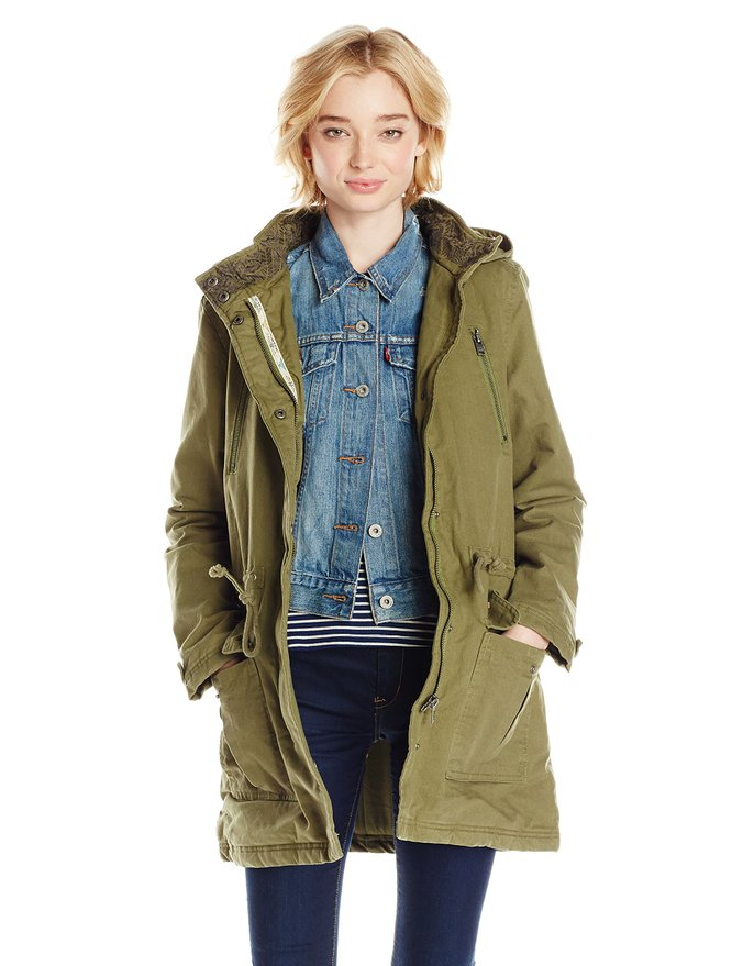 Billabong Effy Military Jacket