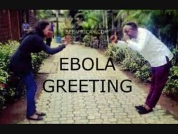 Ebola in Town (SONG): Meanwhile in Africa