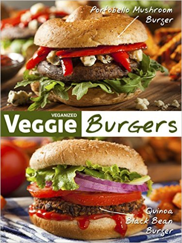 50 Delicious Vegan Burger Recipes