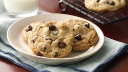 Buttery Delicious Chocolate Chip Cookie Recipe