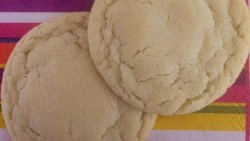Super Easy Sugar Cookie Recipe