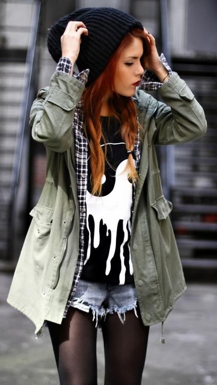 Cute Grunge Outfit Iu0026#39;m Gonna Rock