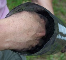 Purify Water Using Charcoal and Sand