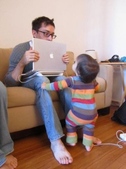 Day in the Life of a Stay-at-Home Dad