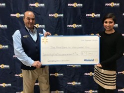 Food Bank Receives 75K from Walmart in Westchester County NY