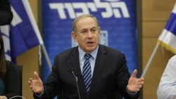 Netanyahu on UN Settlement Vote