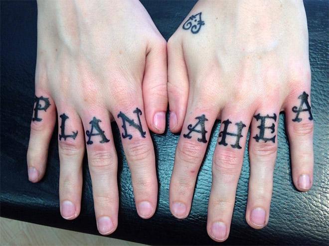 When Getting a Tattoo Always Plan Ahead