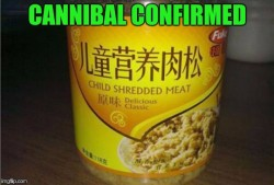 Chinese shredded meat you never want to eat