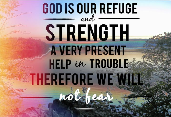 Image result for god is our refuge