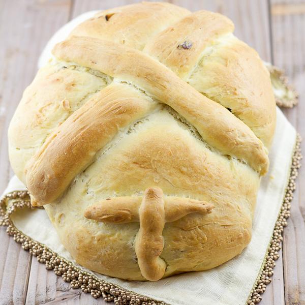Christopsomo: Christ's Bread Recipe