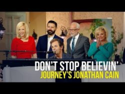 Don't Stop Believing in Jesus with Journey's Jonathan Cain
