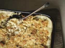 Macaroni Cheese and Cauliflower by Gordon Ramsay