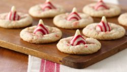 Peppermint Blossoms Cookie Recipe