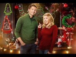 Finding Santa Starring Jodie Sweetin and Eric Winter
