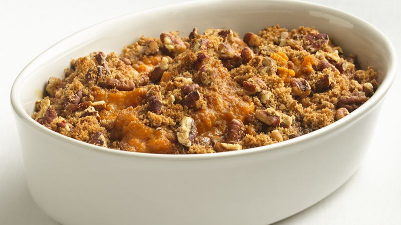 Skinny Sweet Potato Casserole Recipe