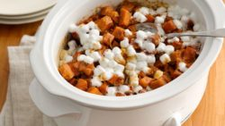 Sweet Potato Casserole In Your Slow-Cooker