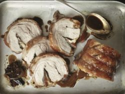 Stuffed Pork Tenderloin by Gordon Ramsay Recipes