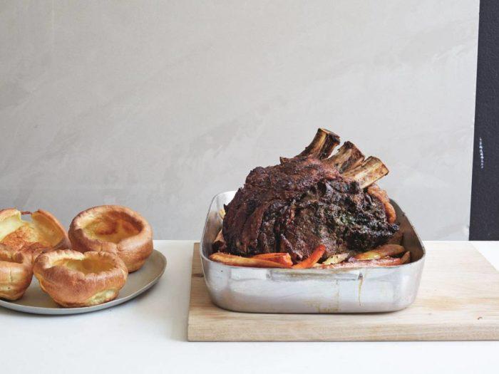 Stuffed Rib of Beef Recipe by Gordon Ramsay