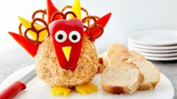 Thanksgiving Turkey Cheese Ball Recipe