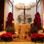 Pinned Onto Church Christmas Decorations And Themes