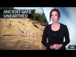 Philistine Gate Linked to 'Goliath' Discovered in Israel