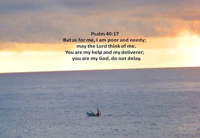 Psalm for Hope and Prosperity