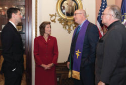 Presbyterian Pastor Rob Hughes honored to pray in Washington, D.C.