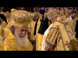 Grand Catholic Orthodox Divine Liturgy of the 5 Patriarchs