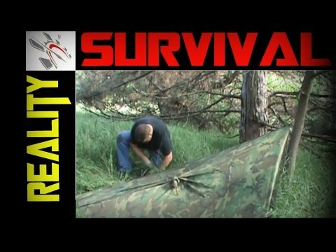 3 Minute Shelter: Learn How to Build it with Ease