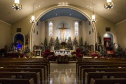 St. Michael the Archangel Roman Catholic Parish – Christmas Decorations