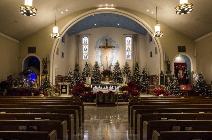 St. Michael the Archangel Roman Catholic Parish – Christmas Decorations