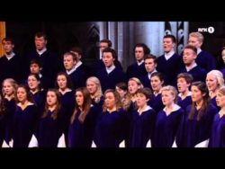 Christmas Carols in Norway with St. Olaf Choir