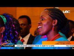 Christmas Carols by Evangelical Choir: Ugandan Style
