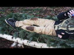 Building a Raised Insulated Bed Outdoors