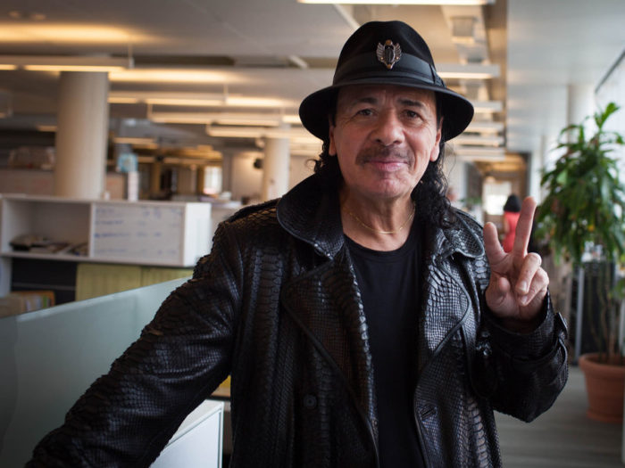 Carlos Santana: How Christian Faith Saved Him After Suicide Attempts
