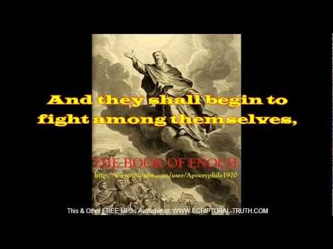 The Book of Enoch: Entire Audio Book with Synchronized Text