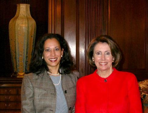 Kamala Harris Supports George Soros Candidate in Cali Campaign