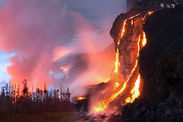 Hawaiian Kilauea Volcano – Fissure 8 crusts over but could it erupt again?
