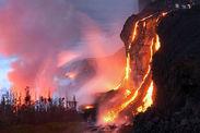 Hawaiian Kilauea Volcano – Fissure 8 crusts over but could it erupt again?