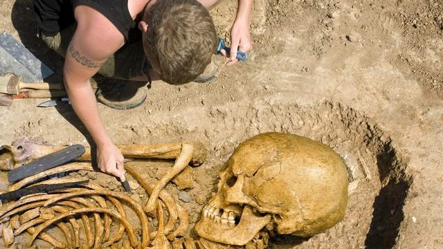 Nephilim giants once walked the Earth