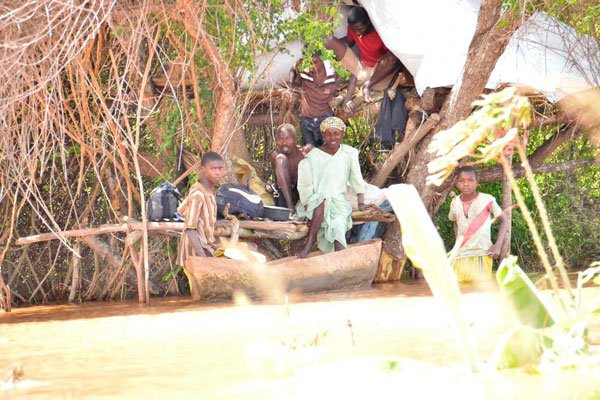 Kenyans Fleeing Their Homes Due to Floods