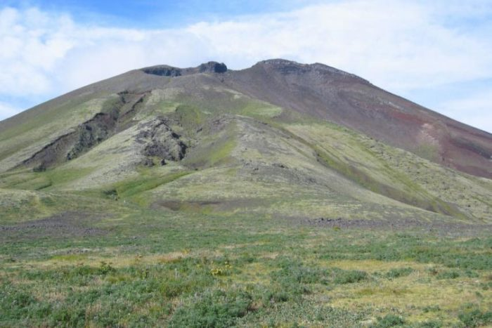 Alaska Semisopochnoi Volcano Has Explosive Eruption