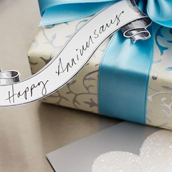 Anniversary Gifts by Year from Hallmark