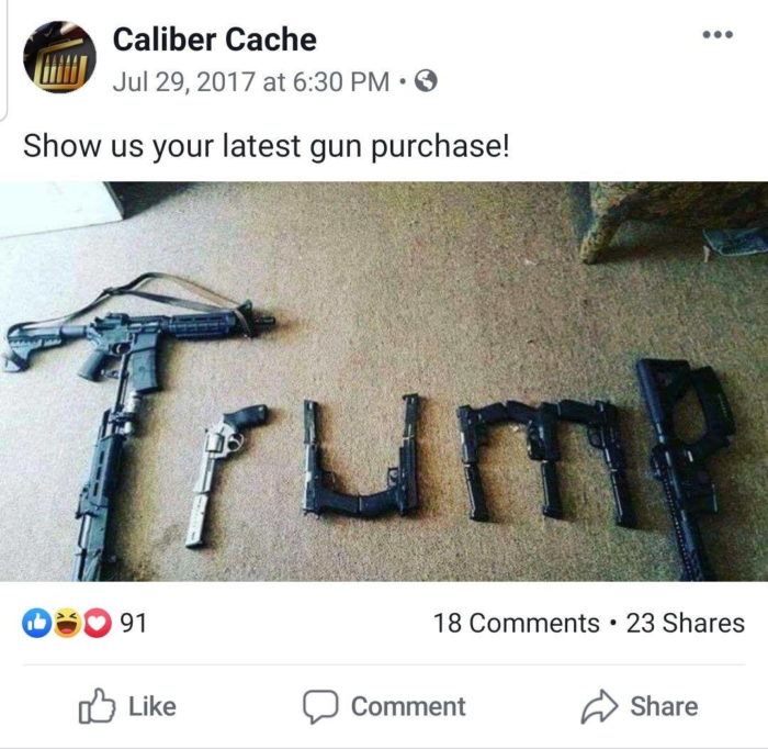 Nope: El Paso Shooter Never Posted This Photo